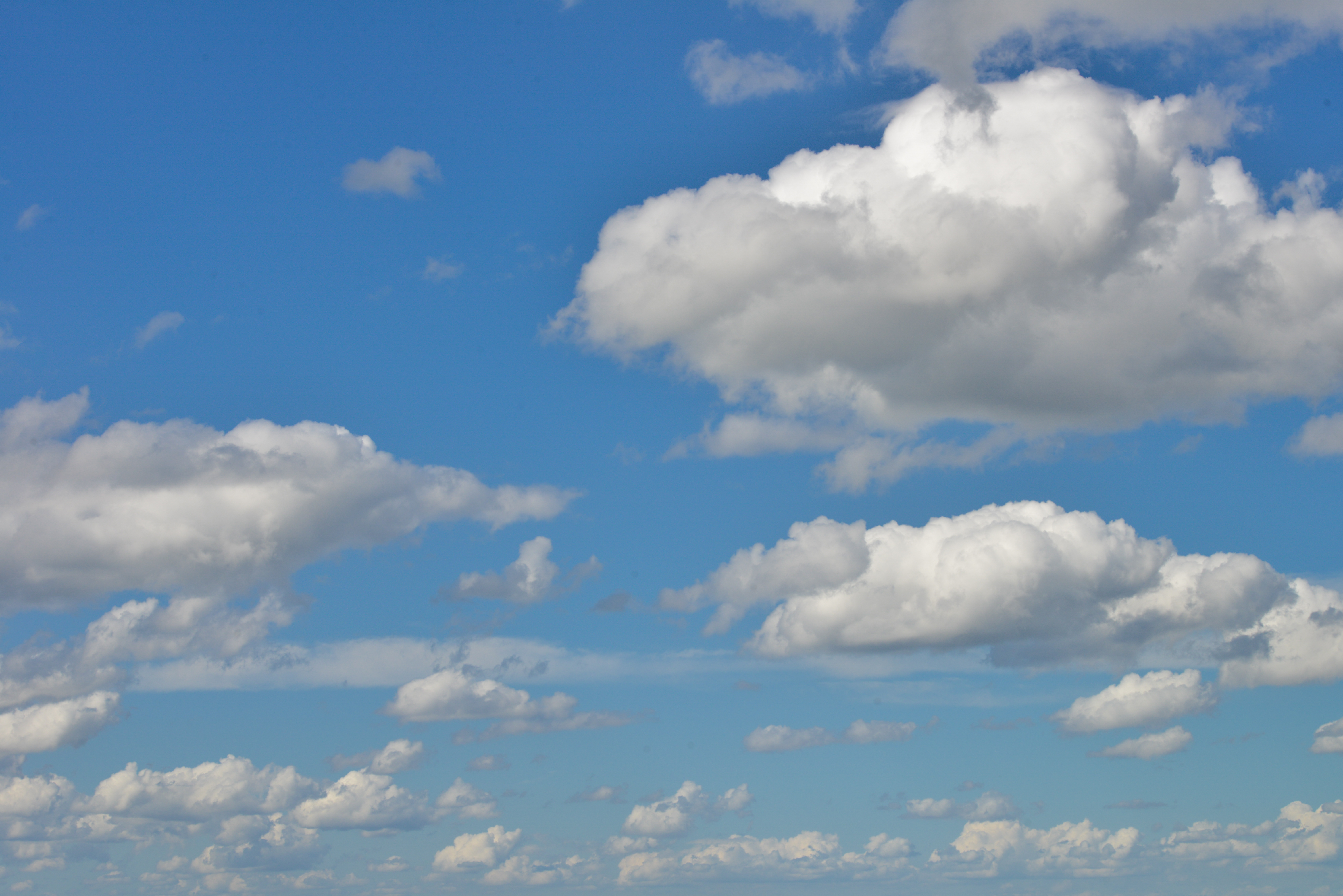 'Light Blue Spring Sky with Clouds, May Be Used as ...  |Light Blue Sky Clouds
