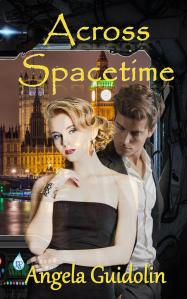 Across Spacetime ebook cover